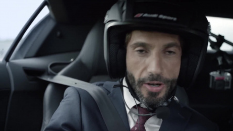 Audi: The Fastest Interview Ever Film by Karen Film, Verba DDB Milan
