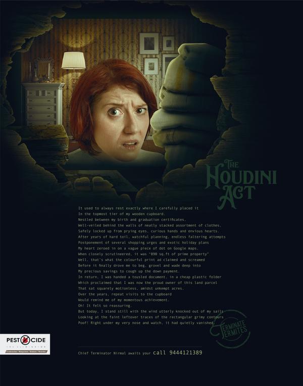 The Houdini Act