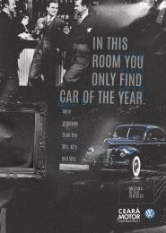 Volkswagen: Years Print Ad by G Marketing Comunicação