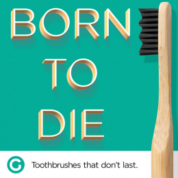 Goodwell Co.: Toothbrushes That Don't Last, 12 Print Ad by Undnyable