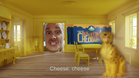Arla Cheese: International Cheese Anthem Film by 358 Helsinki, 358 Motion