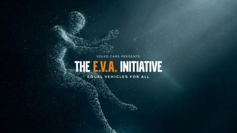 Volvo: The E.V.A. Initiative [image] Print Ad by Happy F&B, Mindshare Copenhagen, New Land