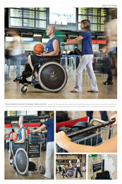 Add: Luggage Carts Outdoor Advert by Age Comunicacoes Sao Paulo