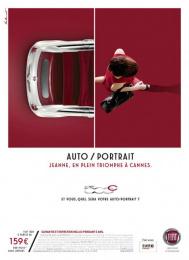 Fiat 500: FIAT 500 C, 1 Print Ad by Leo Burnett USA