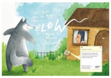 Havas: Keep Our Creatives In Check, 3 Print Ad by Havas Lynx Manchester