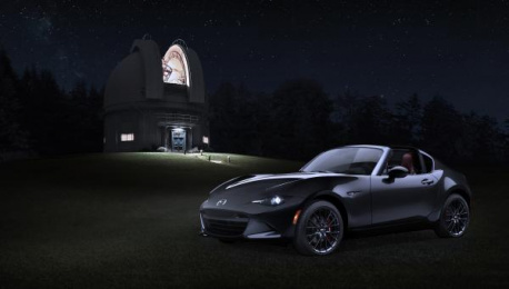 Mazda Mx 5: MX-5 RF Observatory, 2 Digital Advert by J. Walter Thompson Toronto