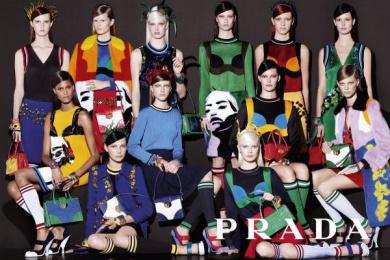 Prada: PRADA, 1 Print Ad