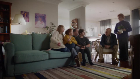 IKEA: Get used to a better living room - Sofa Film by The Monkeys