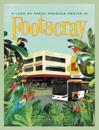 Public Transport Victoria: Footscray 1 Print Ad by GPY&R Melbourne