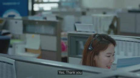 GS Caltex: Energy that changes the world, Kind Words Ringback Tone Film by AdQUA Interactive, Seoul