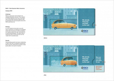 Royal Automobile Club Victoria: CRASH Direct marketing by Clemenger Proximity