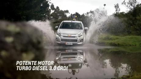 Chevrolet: Chevrolet D-MAX Film by McCann Erickson Quito
