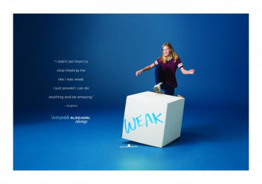 Always: Unstoppable, 2 Digital Advert by Chelsea Films, Leo Burnett Chicago, Leo Burnett Toronto