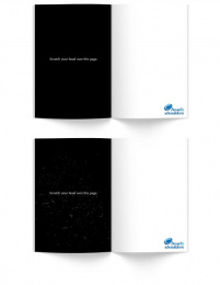 Head & Shoulders: Black & White Print Ad by Team collaboration
