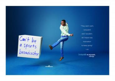 Always: Unstoppable, 3 Digital Advert by Chelsea Films, Leo Burnett Chicago, Leo Burnett Toronto