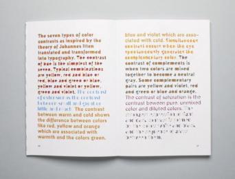 De Buitenkant Publisher: Novo Typo Color Book, 6 Design & Branding by Novo Typo