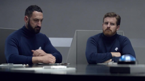 Carlton Dry: Ordering food Film by Clemenger BBDO Melbourne, Finch