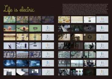 Panasonic: Life Is Electric [image] 5 Film by Caviar, Dentsu Inc. Tokyo, Tyo drive