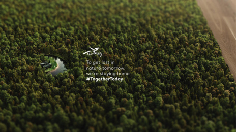 Go Turkey: #TogetherToday, 1 Print Ad by Ogilvy, Istanbul, Turkey