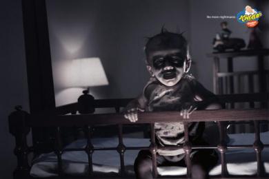 Kiddo's: Nightmare, 1 Print Ad by JWT Hyderabad