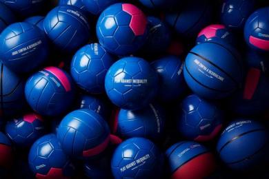 espnW: Inequality Balls, 2 Design & Branding by Africa Sao Paulo