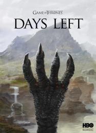 Game Of Thrones: The Countdown, 2 Outdoor Advert by SELIGEMIG Copenhagen