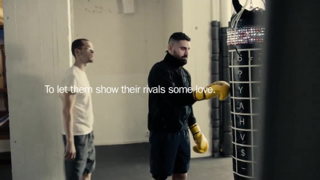 Bjorn Borg: The Twitter Punching Bag Film by Round & Round Sweden