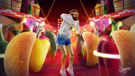 Pringles: Paprika Film by Dark Energy Films, DigitasLBi