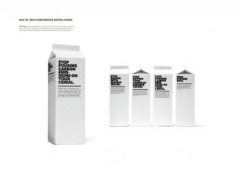WhiteWave Foods: Silk vs. Milk Design & Branding by Leo Burnett Toronto