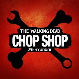 Hyundai: The Walking Dead Chop Shop, 1 Digital Advert by Initiative, Innocean USA