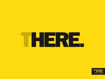 Western Union: Western Union - T(HERE) Print Ad by Saatchi & Saatchi Beirut