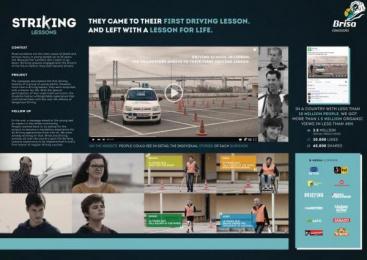 Brisa: Striking Lessons Case study by Leo Burnett Lisbon, Loudness Films