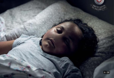 Nz Fire Service: Child Print Ad by FCB Auckland