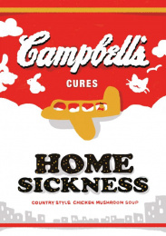 Campbell's Soup: CURES HOME SICKNESS Print Ad by Y&R Kuala Lumpur