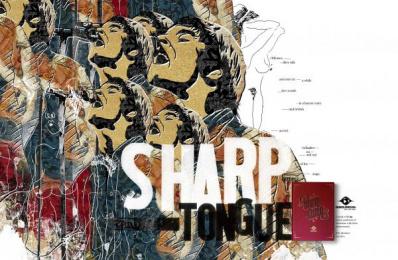 Mundo Livre Fm: Sharp Tongue Print Ad by Candy Shop