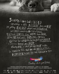 Young Director Award (YDA): Scamp Print Ad by BETC Euro Rscg Paris