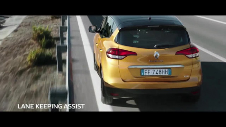 Renault Scenic: Airport Film by Filmmaster, Publicis Italy
