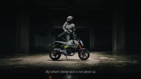 Honda GROM: Honda GROM: Mod It Yourself Film by CJ Worx