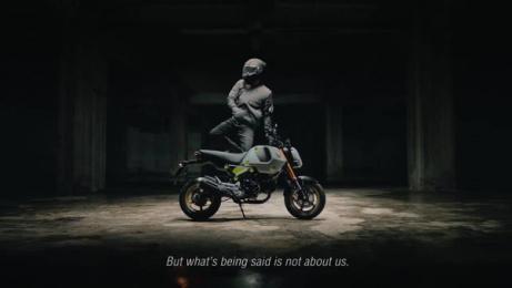 Honda GROM: Honda GROM: Mod It Yourself Film by CJ Worx