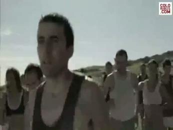 Powerade Mountain Blast: HUMANBALL Film by Umwelt
