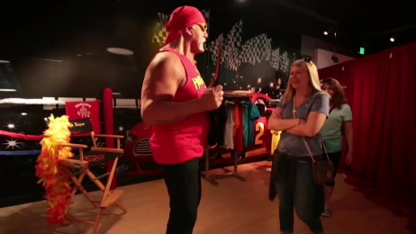 Madame Tussaud's: Hulk Hogan Pranks Fans Direct marketing by &Barr Orlando