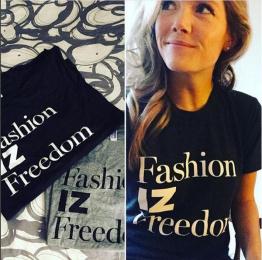 IZ: Fashion IZ Freedom, 1 Digital Advert by The Garden