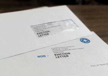 Doctors Of The World: The Non-eviction Letter, 4 Direct marketing by DAREWIN