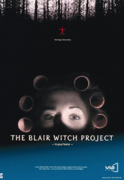 Via Digital: THE BLAIR WITCH PROJECT Print Ad by McCann Madrid