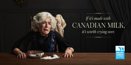 Dairy Farmers Of Canada: Yogurt Outdoor Advert by DDB Toronto, OPC