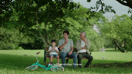 Uob Radanasin Bank And Bank Of Asia: Ice Cream Film