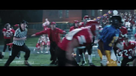 Sony Playstation: Rivalry Film by BBH New York, Hungry Man