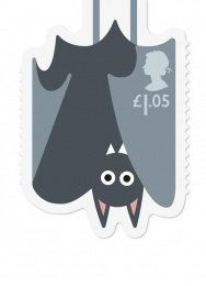 Royal Mail: Animail stamps, 3 Design & Branding by Osborne Ross
