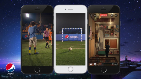 Pepsi: Let's Get Together Digital Advert by Impact BBDO Cairo, The Talkies