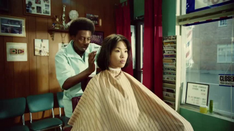 iPhone: Barbers [30 sec] Film by Team collaboration
